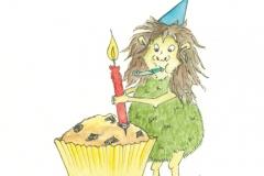 Geburtstags-Rumpel